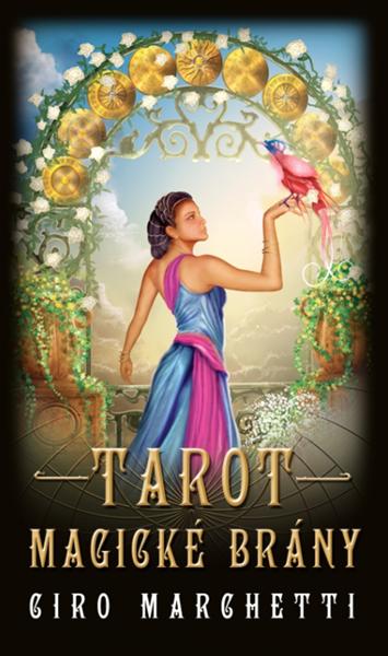 Tarot magické brány - kniha a 78 karet - Ciro Marchetti - 9x14