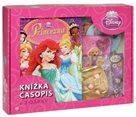 Kufřík Princezny - kniha + 2 dárky