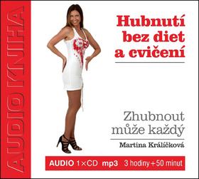 CD Hubnutí bez diet a cvičení