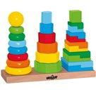 Set skládacích věží - Woody
