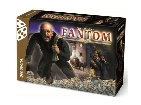 Fantom - společenská hra