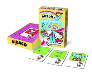 DIDACO - Rozdíly - Hello Kitty