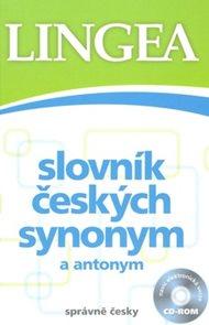 Slovník českých synonym a antonym + CD-ROM