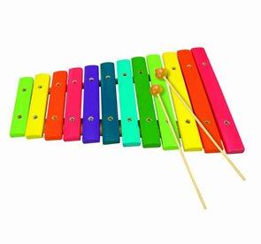 Xylofón - 12 tónů