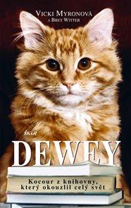 Dewey - Kocour z knihovny, který okouzlil celý svět