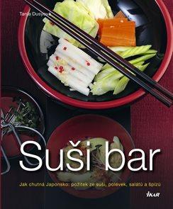 Suši bar - Jak chutná Japonsko: požitek ze suši, polévek, salátů a špízů