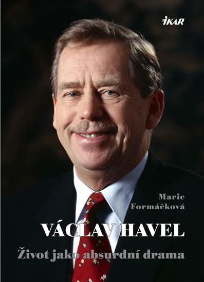 Václav Havel - Život jako absurdní drama - Formáčková Marie - 15,4x21,3