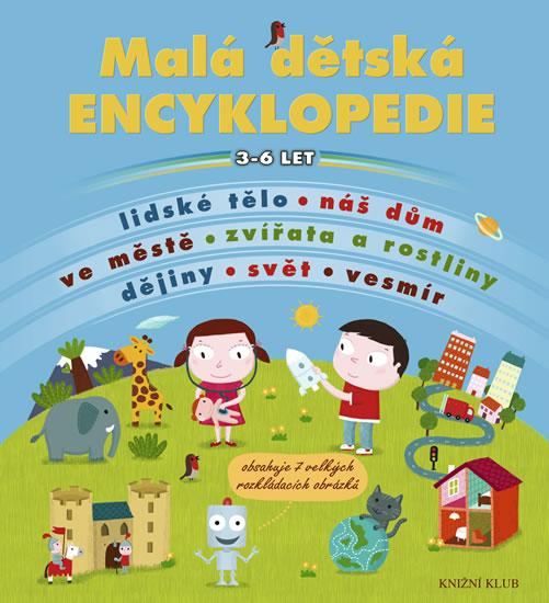 Malá dětská encyklopedie - 22x24 cm