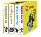 4x Krtek (komplet v krabičce)