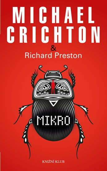 Mikro - Crichton Michael, Preston Richard - 13,5x20,7