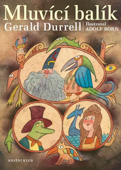 Mluvící balík - Durrell Gerald - 18x25
