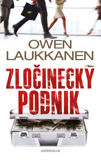 Zločinecký podnik - Laukkanen Owen - 13x21, Sleva 25%