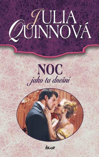 Noc jako ta dnešní - Quinnová Julia - 13,2x20,7