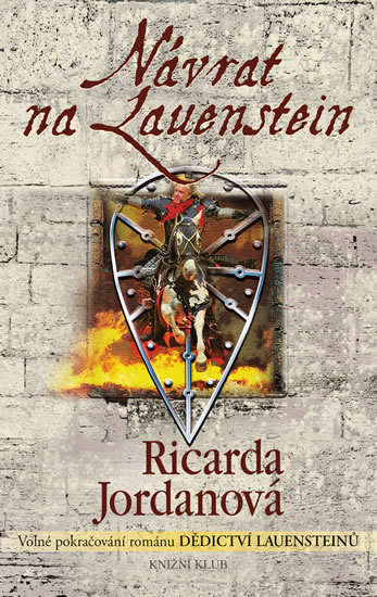Návrat na Lauenstein 2 - Jordanová Ricarda - 13x21
