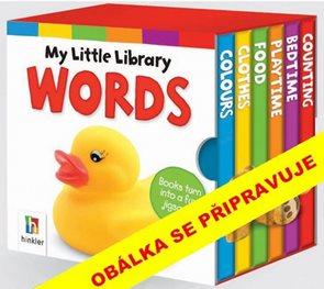 Moje knihovnička – Slova