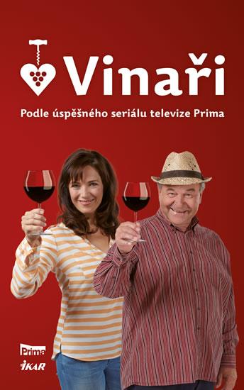 Vinaři I - Podle úspěšného seriálu televize Prima - neuveden - 13,5x20,6