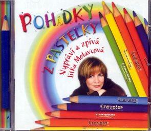 Pohádky z pastelky - CD (Molavcová Jitka)