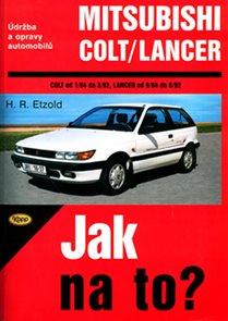 Mitsubishi Colt/Lancer  1/84 - 8/92 - Jak na to? - 54.