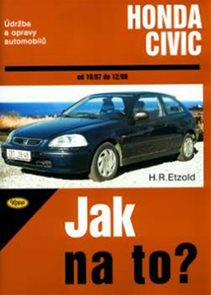 Honda Civic 10/87 - 12/00 - Jak na to? - 64.