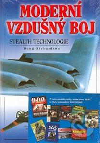 Moderní vzdušný boj - Stealth technologie