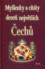 Myšlenky a citáty deseti největších Čech
