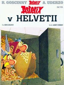 Asterix   7 - Asterix v Helvetii ( 3.vydání )