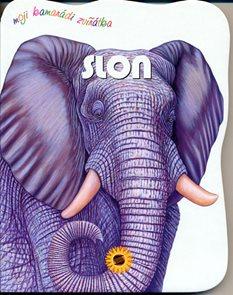 Moji kamarádi zvířátka - Slon