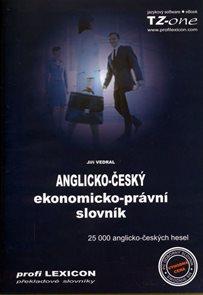 Anglicko-český ekonomicko-právní slovník - 25 000 anglicko-českých hesel