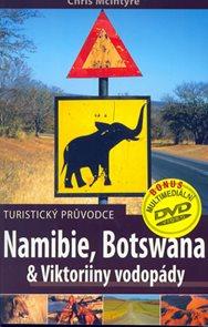Namibie, Botswana a Viktoriny vodopády