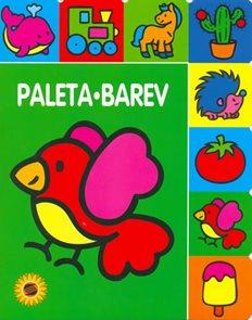 Ptáček - paleta barev