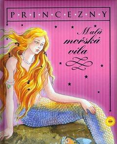 Malá mořská víla - princezny