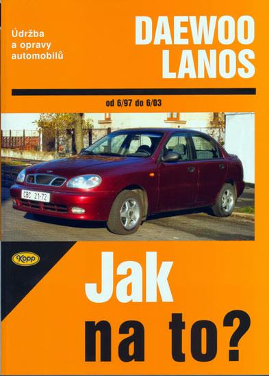 Daewoo Lanos - 6/97 - 6/03 - Jak na to? - 83. - Bujański Krzysztof - 20,5x28