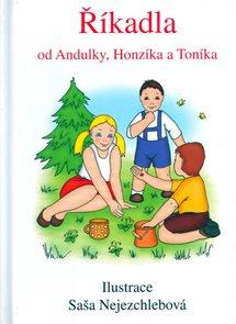 Říkadla od Andulky, Honzíka a Toníka
