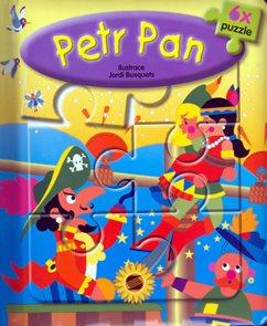 Petr Pan - 6xpuzzle