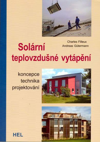 Solární teplovzdušné vytápění - Filleux,Gütermann - 17x24