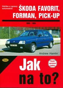 Škoda Favorit, Forman, Pick-up - 1989 - 1994 - Jak na to? - 37.