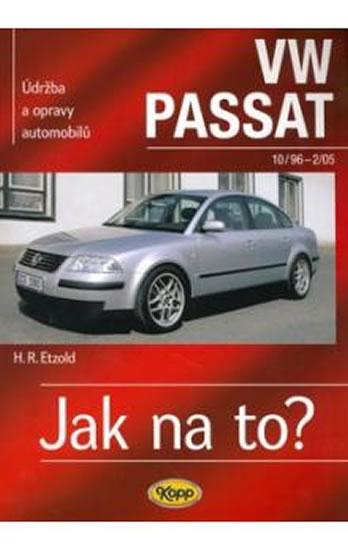 VW Passat 10/96 -2/05 - Jak na to? 61. - Etzold Hans-Rudiger Dr. - 20,5x28,5