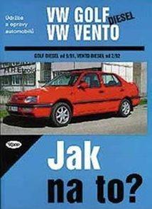 VW Golf III/VW Vento diesel - 9/91 - 12/98 - Jak na to? - 20.