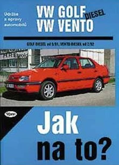 VW Golf III/VW Vento diesel - 9/91 - 12/98 - Jak na to? - 20. - Etzold Hans-Rudiger Dr. - 20,6x28,6