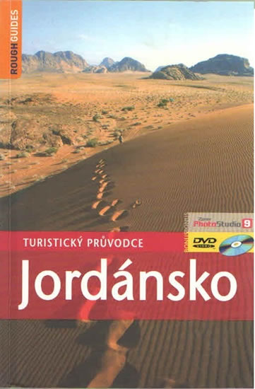 Jordánsko - Turistický průvodce - Andrews,Howard,Husseini - 13x20 cm