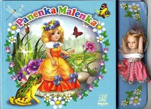 Panenka Malenka - leporelo s panenkou