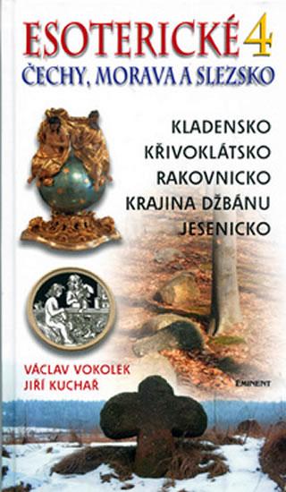 Esoterické Čechy, Morava Slezsko 4. - Vokolek, Kuchař - 12,9x22,1