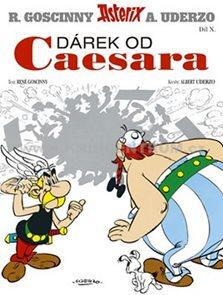 Asterix 10 - Dárek od Caesara ( 3.vydání )