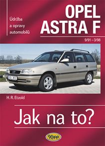 Opel Astra F - 9/91 - 3/98 - Jak na to? - 22.