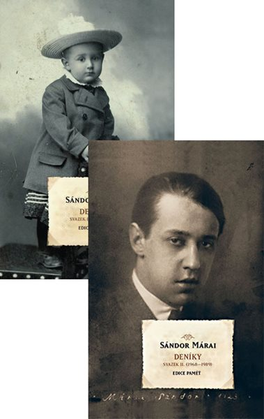 Deníky - Svazek I. (1943-1967), Svazek II. (1968-1989) - Márai Sándor