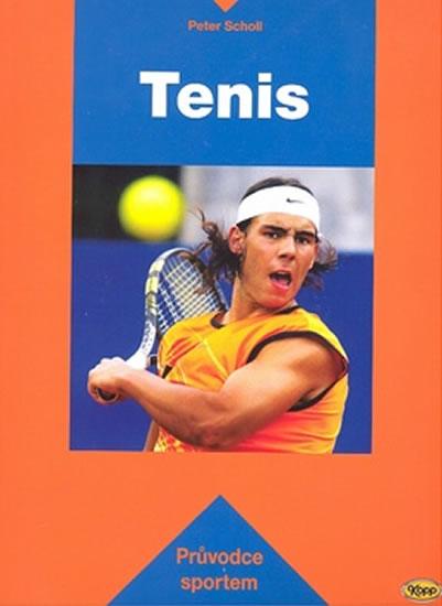 Tenis - Kopp - 2. vydání - Scholl Peter - 15,5x20,5