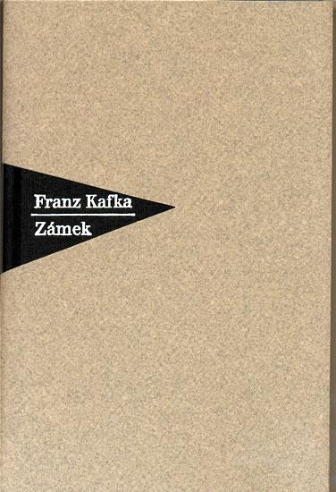 Zámek - Kafka Franz - 13,8x20,5