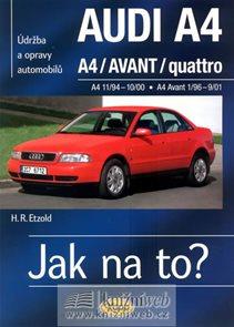 Audi A4/Avant (11/94 - 9/01) > Jak na to? [96]