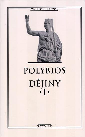 Dějiny I. - Polybios - 13x20,5