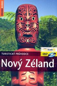 Nový Zéland - turistický průvodce Rough Guides